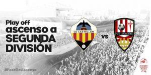Playoffs| CD Castellón - UD Logroñés